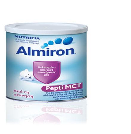 Almiron Pepti MCT 450gr Μεταλλικό Κουτί