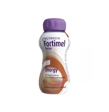 Fortimel Energy Σοκολάτα 200ml Συμπλήρωμα Διατροφής