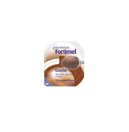 Fortmel Crèma Σοκολάτα 125gr Συμπλήρωμα Διατροφής