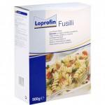 Loprofin Στριφτό Μακαρόνι 500 GR 500gr Σκευάσματα Ειδικής Διατροφής