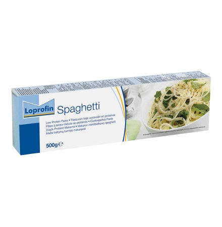 Loprofin Σπαγγέτι 500gr Σκευάσματα Ειδικής Διατροφής