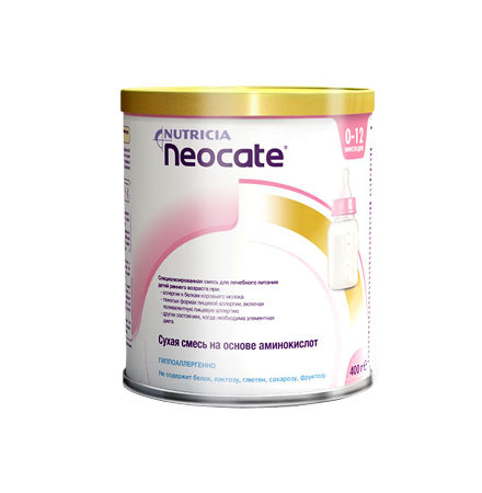 Neocate 400gr Βρεφικό Γάλα
