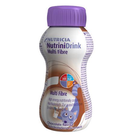 Nutrini Drink MF Σοκολάτα 200ml Συμπλήρωμα Διατροφής
