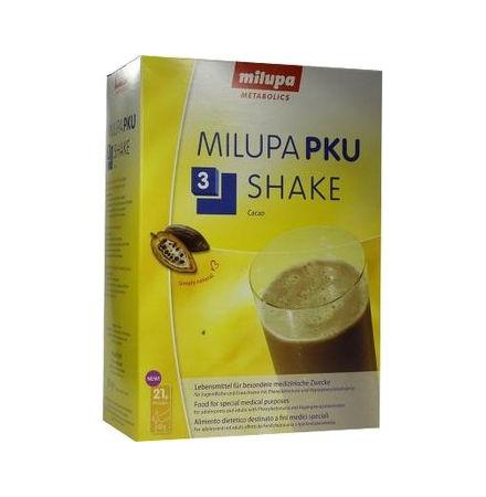 Pku 3 Shake Σοκολάτα 500gr Βρεφικό Γάλα