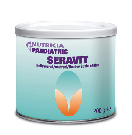 Seravit Paed Unf 200gr Συμπλήρωμα Διατροφής Σε Σκόνη