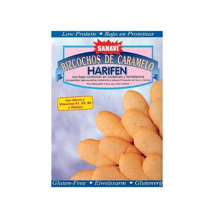 Harifen Μπισκότα Καραμέλας Σκευάσματα Ειδικής Διατροφής