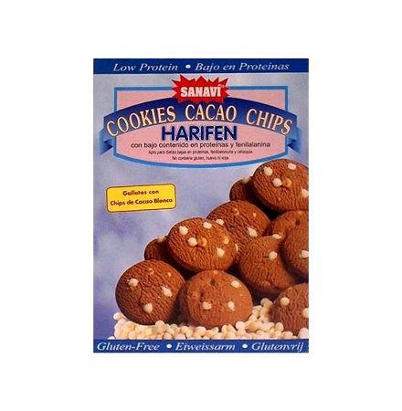 Harifen Μπισκότα Σοκολάτας 150gr Σκευάσματα Ειδικής Διατροφής