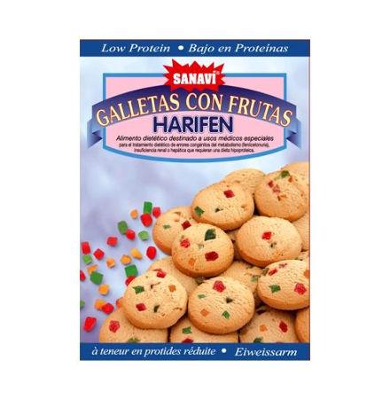 Harifen Μπισκότα Φρούτων Σκευάσματα Ειδικής Διατροφής
