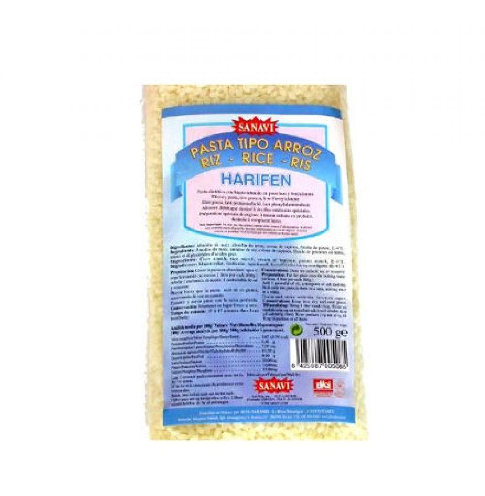 Harifen Ρύζι Σκευάσματα Ειδικής Διατροφής