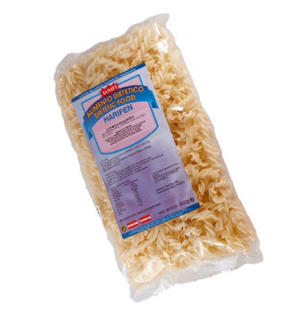 Harifen Στριφτό Μακαρόνι Σκευάσματα Ειδικής Διατροφής