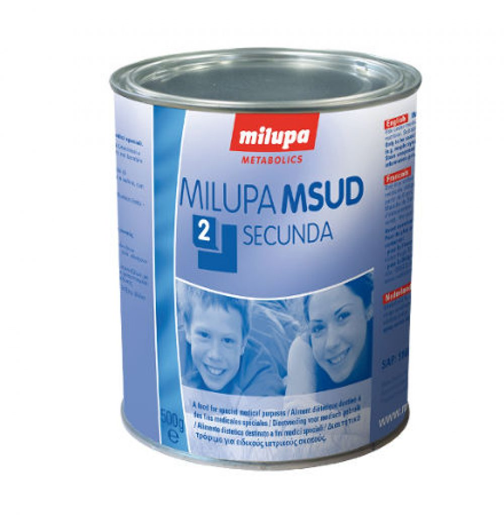 Msud 2 Secunda 500gr Βρεφικό Γάλα